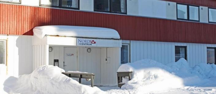 Nordbo in Centrum frontside. Photo by Nordbo in Centrum - Visit Greenland