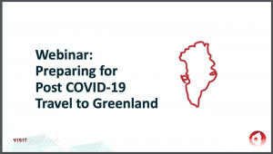 Tanny's presentation post-covid travel to Greenland