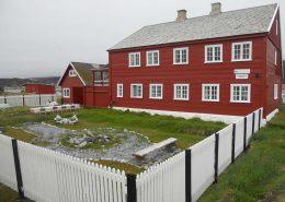 Qeqertarsuaq Museum in the Disko Bay, North Greenland. Photo by Qeqertarsuaq Museum