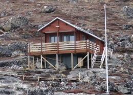 The main house of Asimut Tours and Camp. Photo by Asimut Tours and Camp