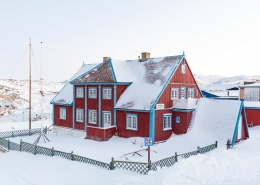 The Art Museum In The Day. Photo by Filip Gielda, Visit Greenland