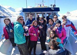 ABC Charter winter boat tour