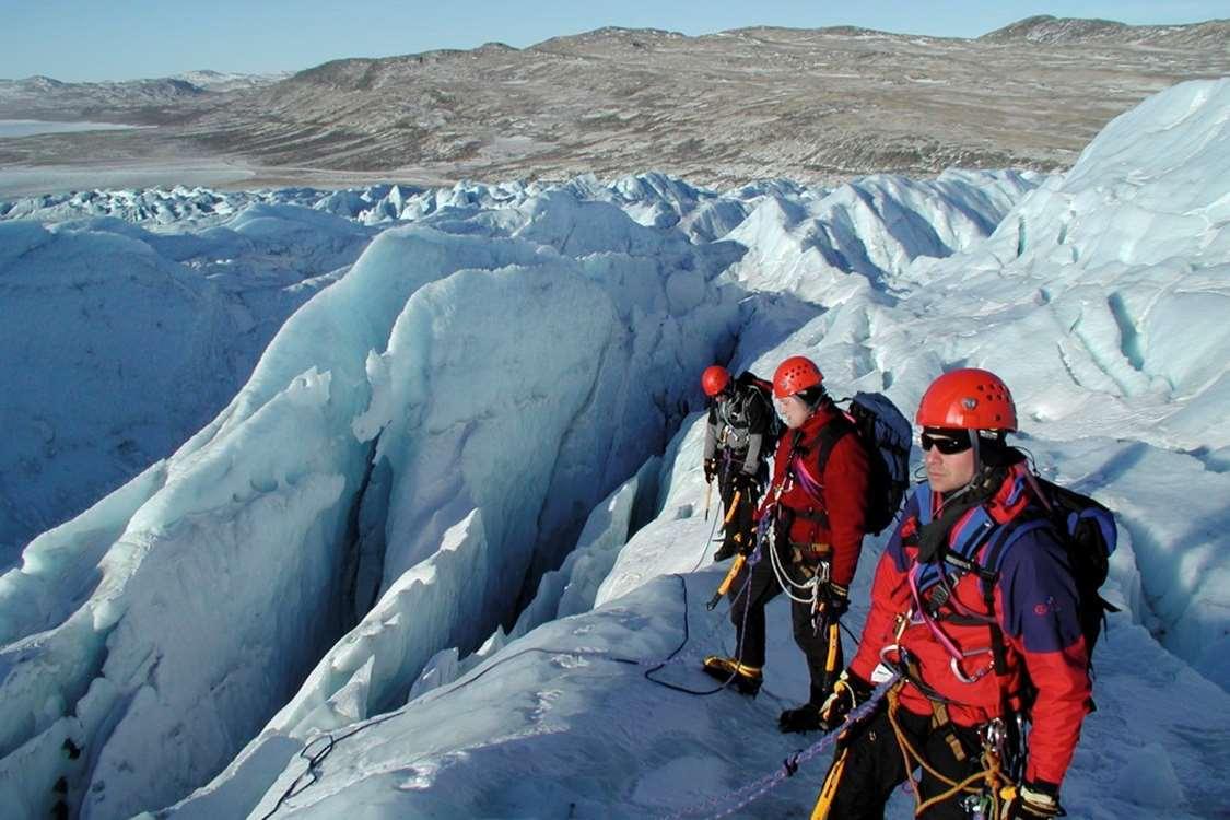 Arctic Caving Adventure 02