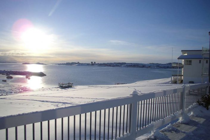 Hotel Apartment in Nuuk 01