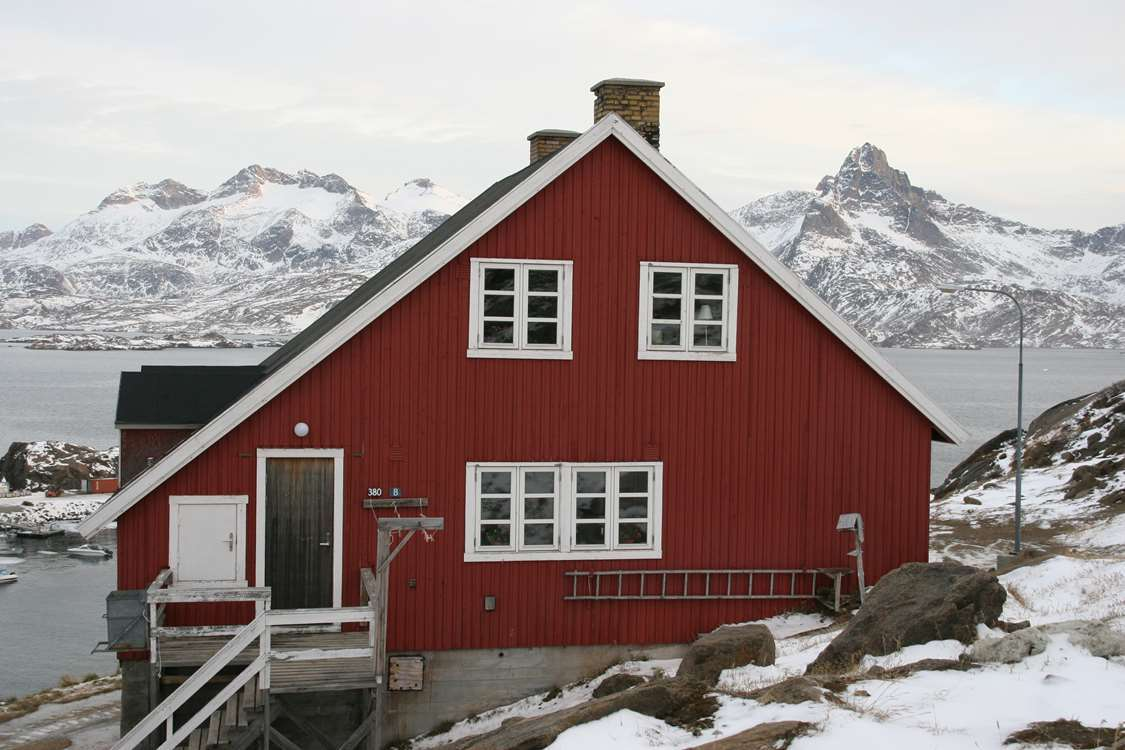 Arctic Dream Travellodge Greenland 21