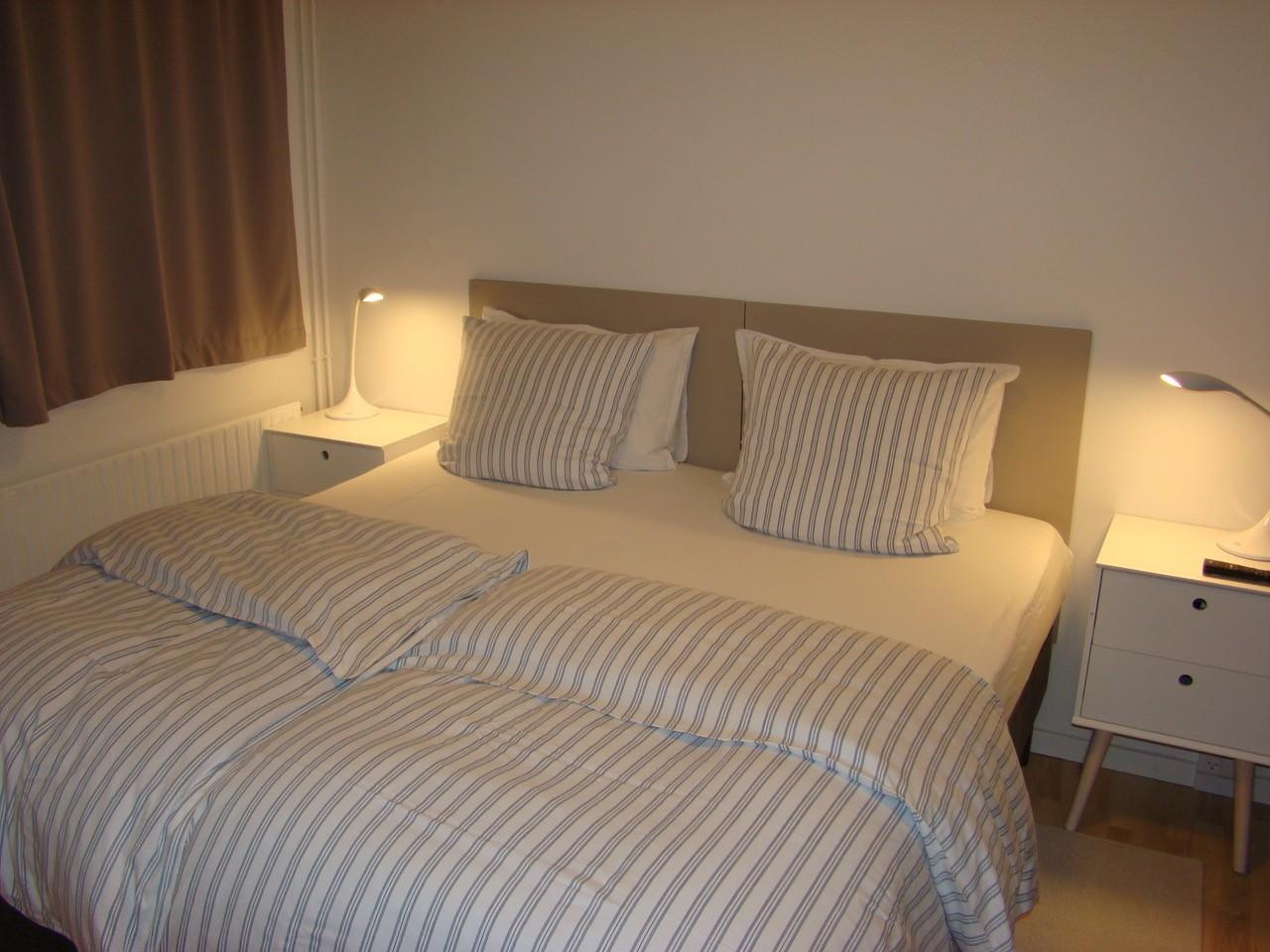 Soveværelse A. + Nuuk Inn Wellness