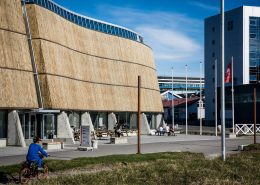 Culture House Katuaq in Nuuk, by Danial Gurrola