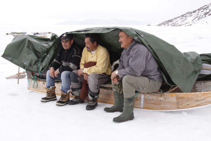 Nunataq Atsuk Travel