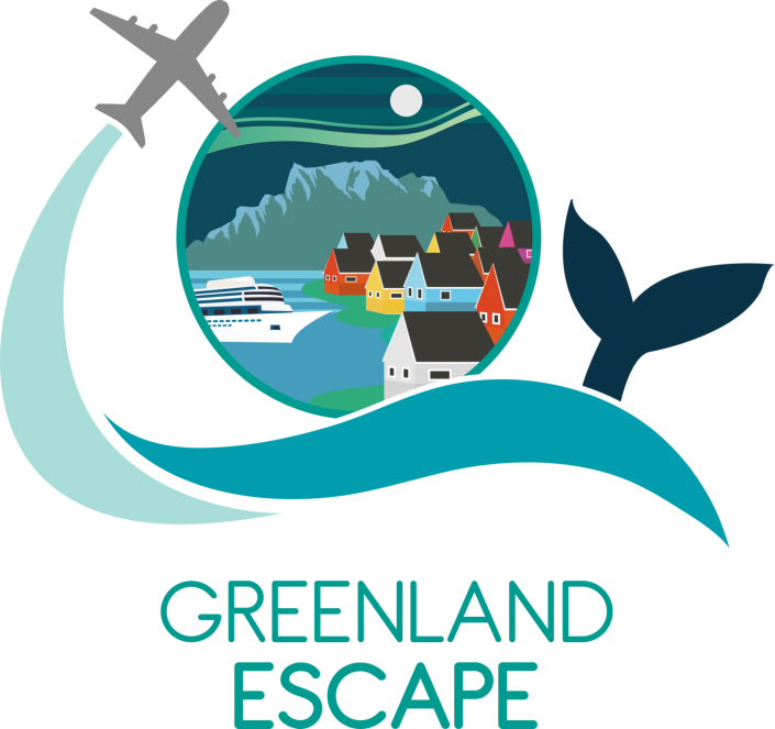 Greenland Escape Logo - Visit Greenland