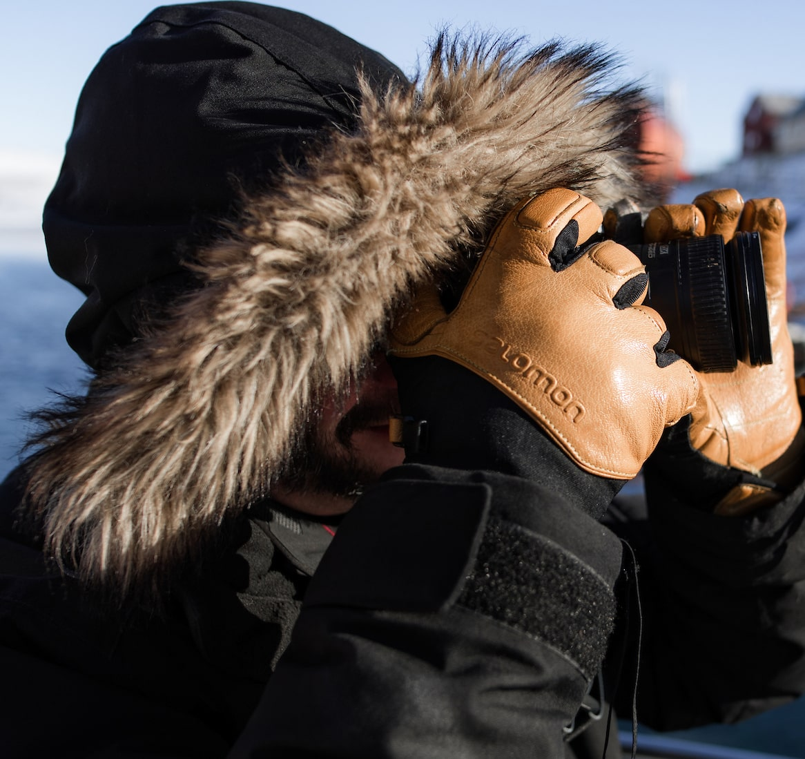 Photography in tour. Photo by Aningaaq R Carlsen - Visit Greenland