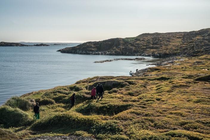 View of Nipisat Island. Photo by Per Arnesen - Visit Greenland