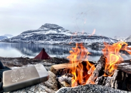 Winter landscape in Greenland. Relaxing by the fireplace. Photo by Two Ravens, Visit Greenland.jpg