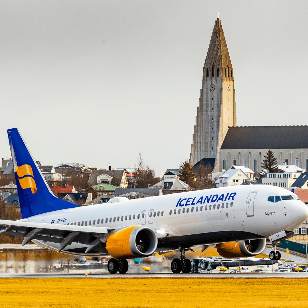 Photo by Icelandair