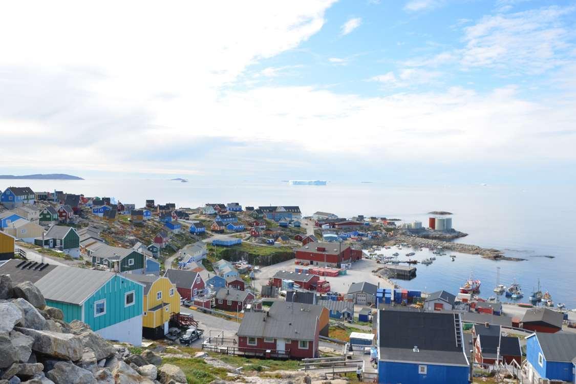 View over Upernavik. Photo by John Kislov