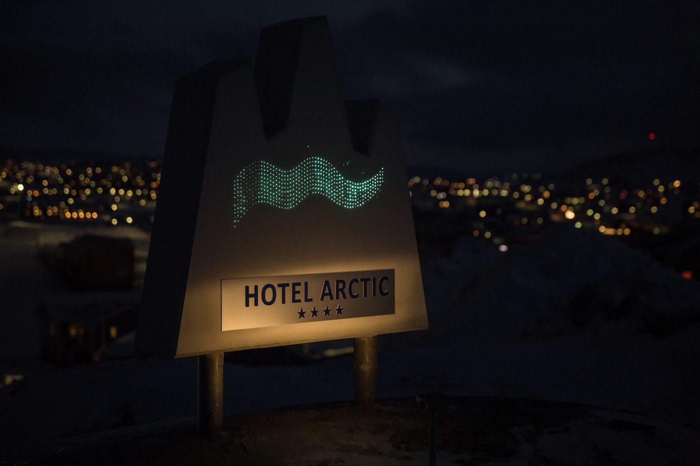 Hotel Arctic 12
