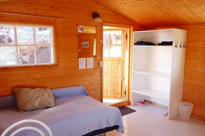 Double bedroom at Igaliku Country Hotel. Photo by Igaliku Country Hotel - Visit Greenland